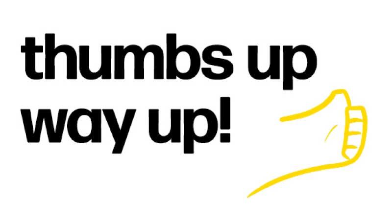 Thumbs-Up-ontwikkelprogramma